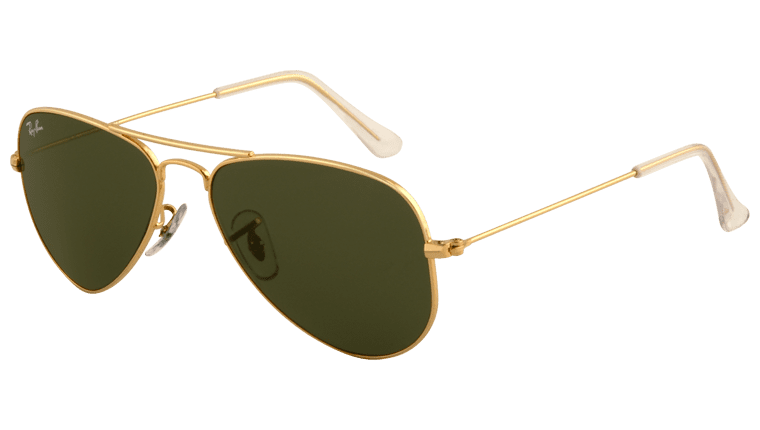 Ray-Ban RB 3044 L0207 Aviator Small Sunglasses-1