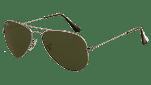 Ray-Ban RB 3044 W3100 Aviator Small Sunglasses-1