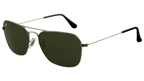 Ray-Ban RB 3136 004 Caravan Sunglasses-1