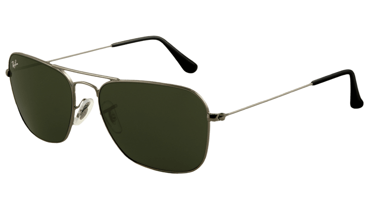 Ray-Ban RB 3136 004 Caravan Sunglasses-1