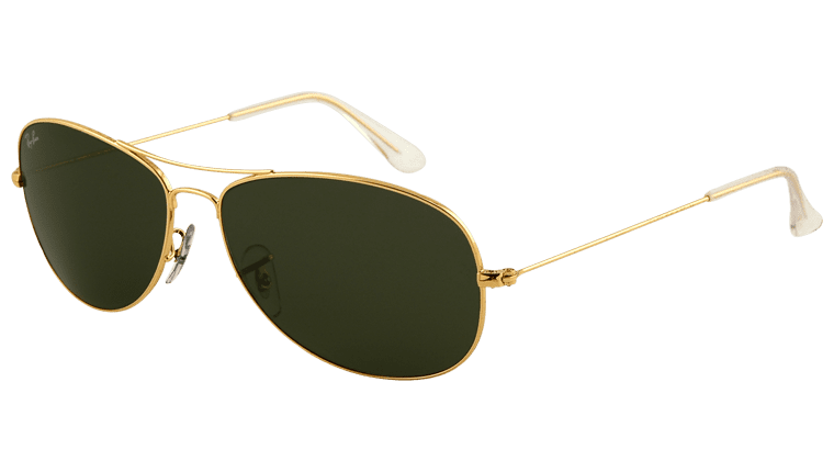 Ray-Ban RB 3362 001 Cockpit Sunglasses-1