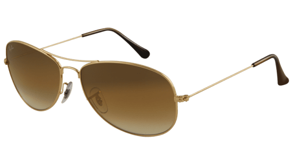 Ray-Ban RB 3362 001/51 Cockpit Sunglasses-1