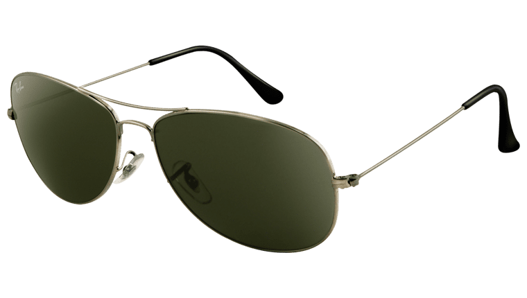 Ray-Ban RB 3362 004 Cockpit Sunglasses-1