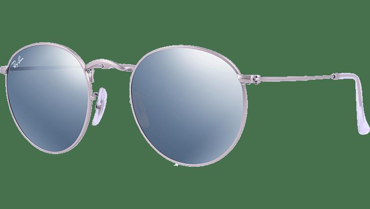 ray ban rb 3447 019 30 round metal sunglasses sunglasses. Black Bedroom Furniture Sets. Home Design Ideas