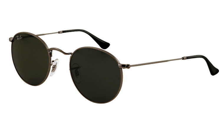 mens ray ban wayfarer sunglasses ray ban rb3447 round metal sunglasses
