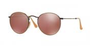 Ray-Ban RB 3447 167/2K Round Metal Sunglasses-1