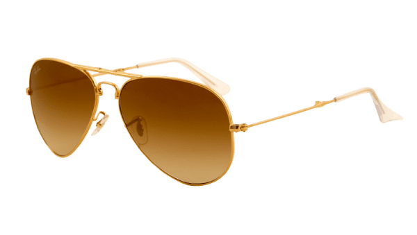 Ray-Ban RB 3479 001/51 Folding Aviator Sunglasses-1