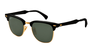 Ray-Ban RB 3507 136/N5 Clubmaster Aluminium Sunglasses-1