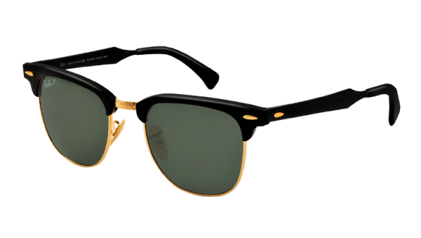 Ray-Ban RB 3507 136/N5 Clubmaster Aluminium Sunglasses-1