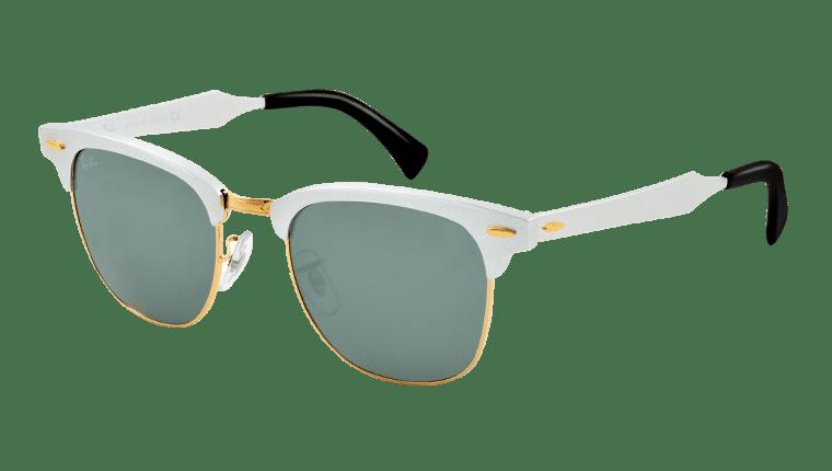 Ray-Ban RB 3507 137/40 Clubmaster Aluminium Sunglasses-1