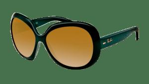 Ray-Ban RB 4098 6009/8E Jackie Ohh II Sunglasses-1