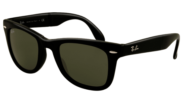 Ray-Ban RB 4105 601 Folding  Wayfarer Sunglasses-1