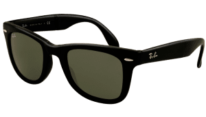 Ray-Ban RB 4105 601S Folding  Wayfarer Sunglasses-1
