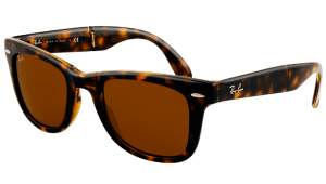 Ray-Ban RB 4105 710 Folding  Wayfarer Sunglasses-1