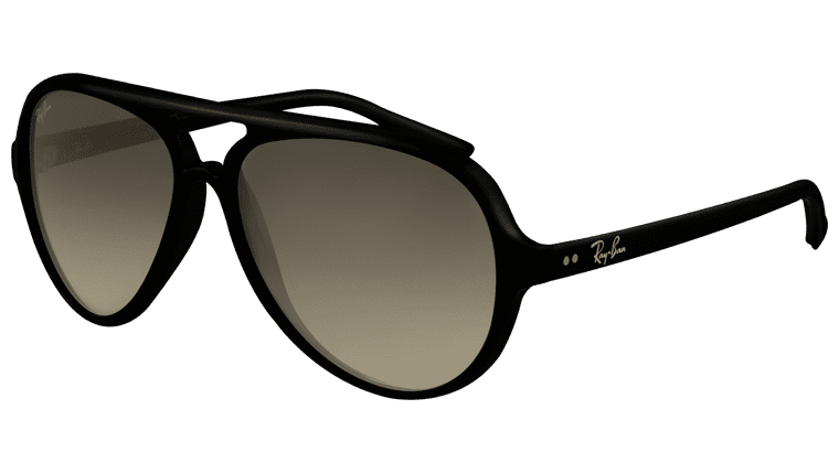 Ray-Ban RB 4125 601/32 Cats 5000 Sunglasses-1