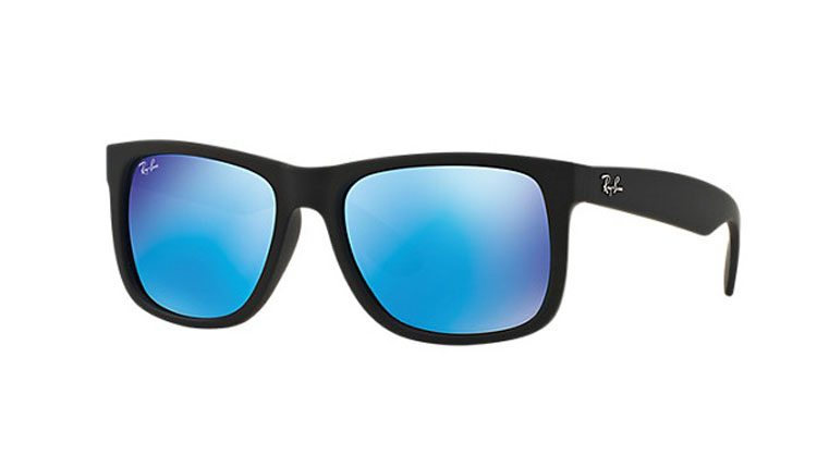Ray-Ban RB 4165 622/55 Justin Sunglasses-1