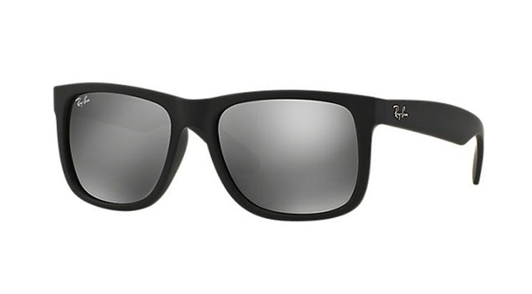 Ray-Ban RB 4165 622/6G Justin Sunglasses-1