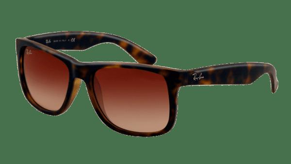 Ray-Ban RB 4165 710/13 Justin Sunglasses-1
