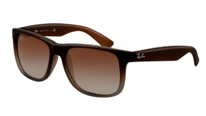 Ray-Ban RB 4165 854/7Z Justin Sunglasses-1