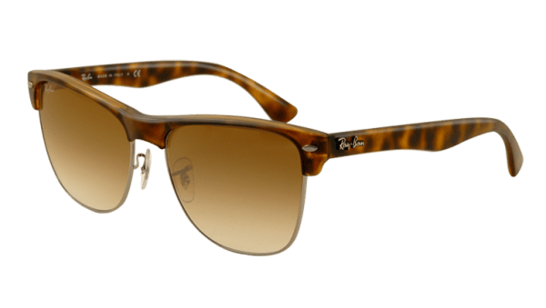 Ray-Ban RB 4175 878/51 Oversized Clubmaster Sunglasses-1