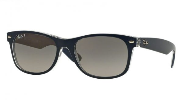 Ray Ban RB2132 6053M3 New Wayfarer Sunglasses-1