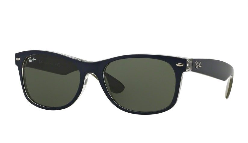Ray Ban RB2132 6188 New Wayfarer Sunglasses-1