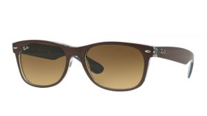 Ray Ban RB2132 618985 New Wayfarer Sunglasses-1
