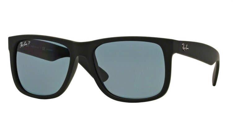 Ray Ban RB4165 622/2V Justin Sunglasses-1