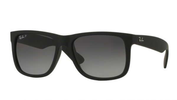 Ray Ban RB4165 622/T3 Justin Sunglasses-1