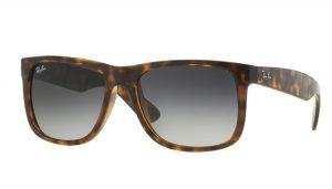 Ray Ban RB4165 710/8G Justin Sunglasses-1