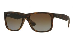 Ray Ban RB4165 865/T5 Justin Sunglasses-1