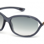 Tom Ford FT0008 0B5 Jennifer Sunglasses-1