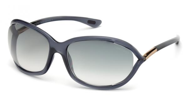 Tom Ford FT0008 0B5 Jennifer Sunglasses-1