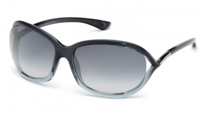 Tom Ford FT0008 20B Jennifer Sunglasses-1
