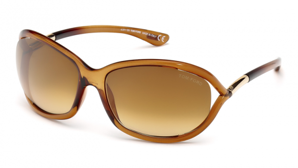 Tom Ford FT0008 602 Jennifer Sunglasses-1