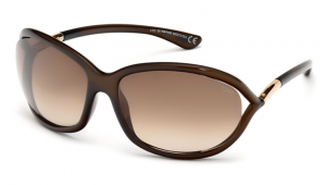 Tom Ford FT0008 692 Jennifer Sunglasses-1
