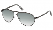 Tom Ford FT0144 08B Marko Sunglasses-2