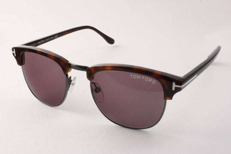 Tom Ford FT0248 52A Henry Sunglasses-1