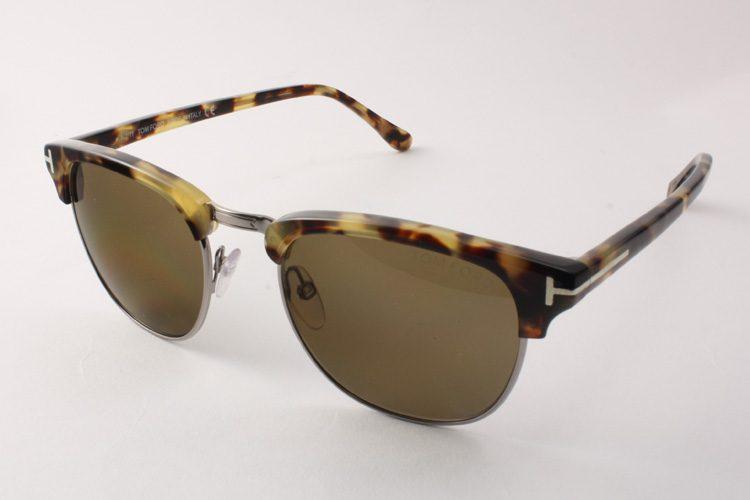 Tom Ford FT0248 55J Henry Sunglasses-1