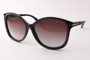 Tom Ford FT0275 01F Alicia Sunglasses-1