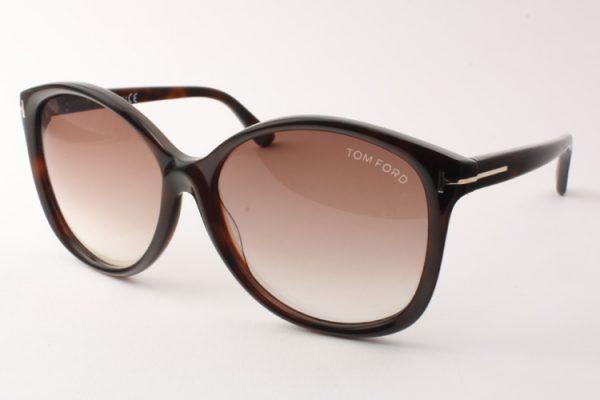 Tom Ford FT0275 52F Alicia Sunglasses-1