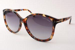 Tom Ford FT0275 55W Alicia Sunglasses-1