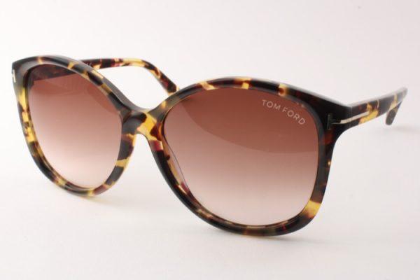 Tom Ford FT0275 56B Alicia Sunglasses-1