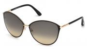Tom Ford FT0320 28B Penelope Sunglasses-1