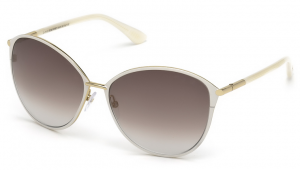 Tom Ford FT0320 32F Penelope Sunglasses-1