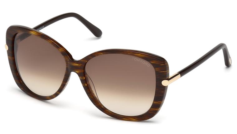 Tom Ford FT0324 50F Linda Sunglasses-1