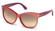Tom Ford FT0330 77G Saskia Sunglasses-1