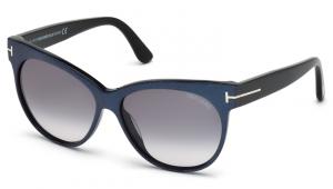 Tom Ford FT0330 82B Saskia Sunglasses-1