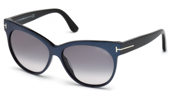 Tom Ford FT0330 82B Saskia Sunglasses-1
