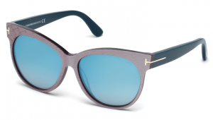 Tom Ford FT0330 89X Saskia Sunglasses-1